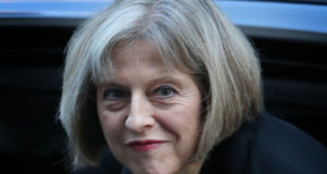 England Prime Minister UK Theresa May Diabetes